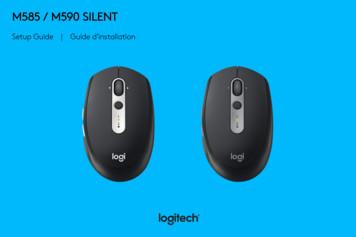 M585 / M590 SILENT - Logitech