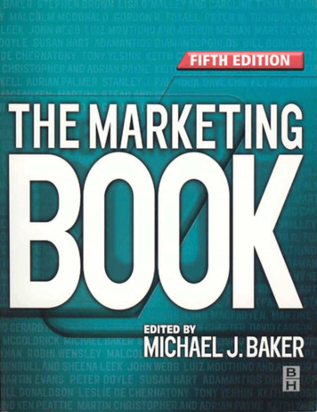 The Marketing Book - Yola