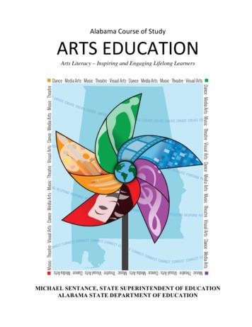 ARTS EDUCATION - ALSDE