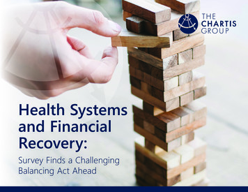 Health Systems and Financial Recovery