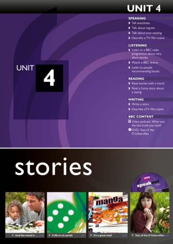 Sample Page - Speakout Upper Intermediate