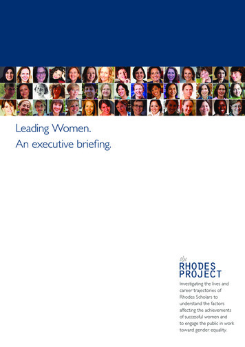 Leading Women. - Squarespace