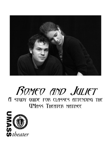 Romeo and Juliet - UMass Amherst