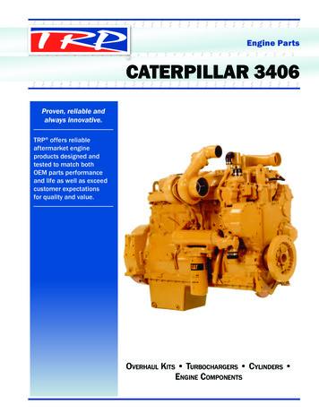 Engine Parts CATERPILLAR 3406