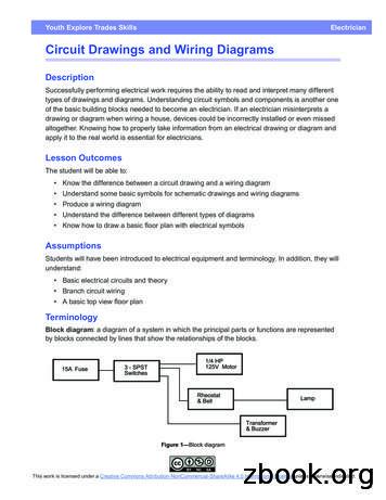 Circuit Drawings and Wiring Diagrams