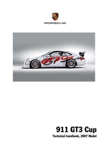 911 GT3 Cup - Porsche Carrera Cup Australia Championship
